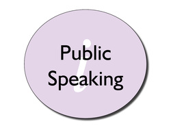 Picture public speaking